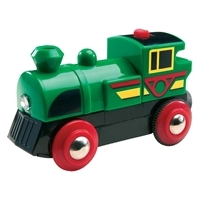 brio Самодвижущийся локомотив на батарейках