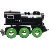 brio Самодвижущийся локомотив с подзарядкой от сети
