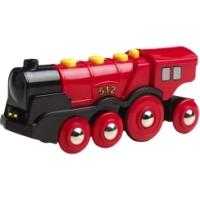 brio Самодвижущийся локомотив на батарейках со звуковым сопровождением
