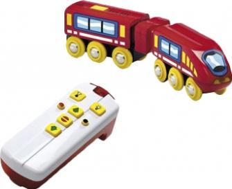 brio Поезд с пультом управления