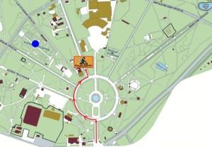 Карта как добраться