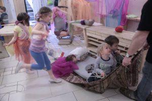 Что сделать на детской площадке в детском саду